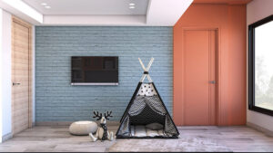 có nên ốp gạch tường phòng ngủ (3)