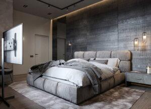 có nên ốp gạch tường phòng ngủ (6)