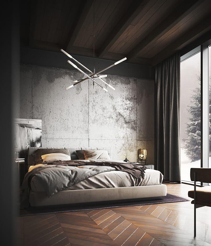 gạch ốp tường phòng ngủ (10)