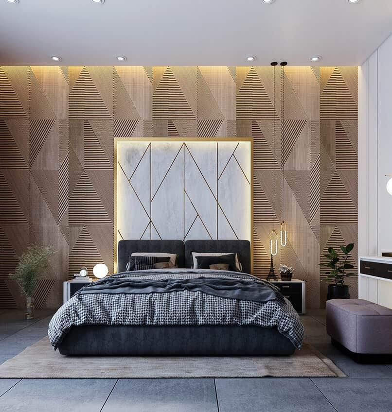gạch ốp tường phòng ngủ (4)