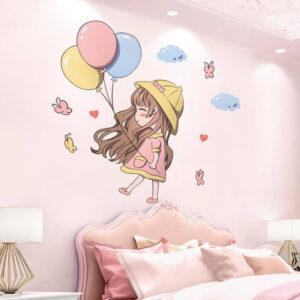 giấy dán tường cho bé gái (5)