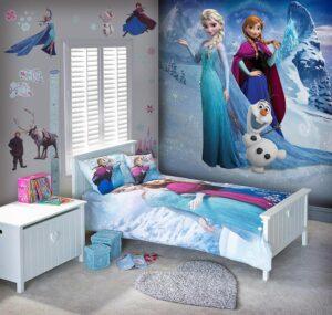 giấy dán tường phòng ngủ cho bé gái (14)