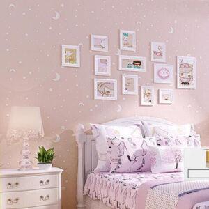 giấy dán tường phòng ngủ cho bé gái (9)