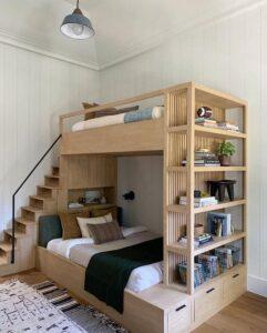 mẫu giường tầng đẹp (1)