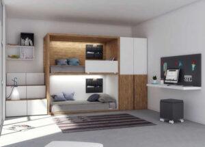 mẫu giường tầng đẹp nhất (9)
