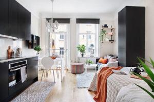 phòng khách chung cư nhỏ (2)