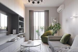 phòng khách chung cư nhỏ (5)