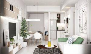 phòng khách chung cư nhỏ (6)
