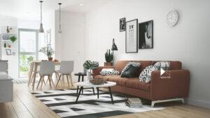 phòng khách nhỏ ở chung cư (12)