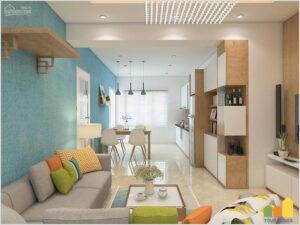 phòng khách nhỏ ở chung cư (19)