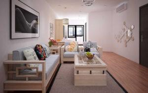phòng khách nhỏ ở chung cư (23)