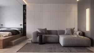 phòng khách nhỏ ở chung cư (4)