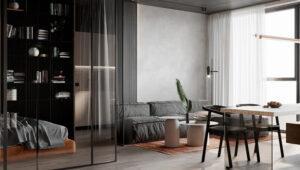 phòng khách nhỏ ở chung cư (5)