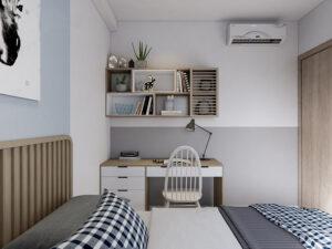 phòng ngủ không có cửa sổ (2)