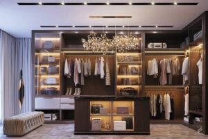 phòng thay đồ trong phòng ngủ (10)