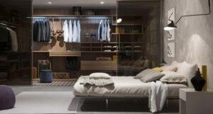 phòng thay đồ trong phòng ngủ (12)