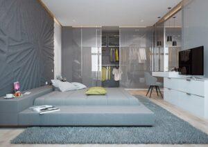 phòng thay đồ trong phòng ngủ (13)