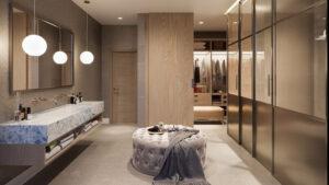 phòng thay đồ trong phòng ngủ (23)