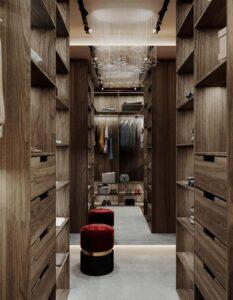 phòng thay đồ trong phòng ngủ (3)