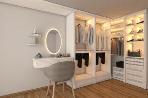 phòng thay đồ trong phòng ngủ (9)