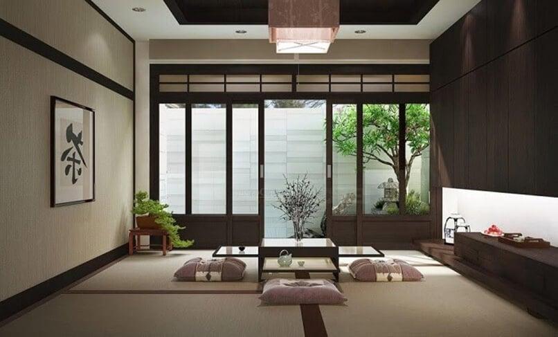 thiết kế nội thất nhật bản (1)