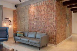 thiết kế tường gạch thô đẹp (10)