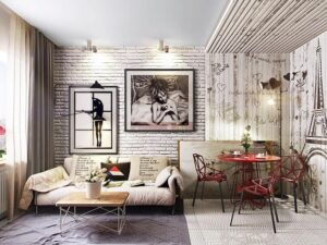 thiết kế tường gạch thô đẹp (6)