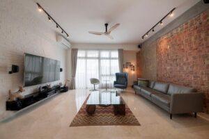 thiết kế tường gạch thô đẹp (9)