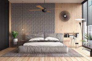 cách trang trí phòng ngủ không có giường (1)