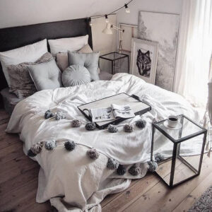 cách trang trí phòng ngủ không có giường (10)