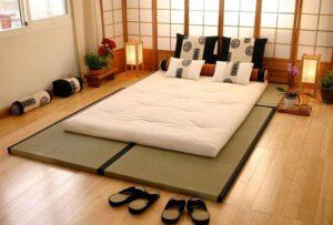 cách trang trí phòng ngủ không có giường (11)