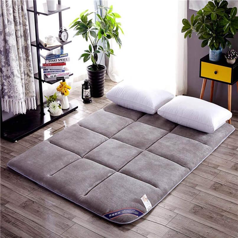 cách trang trí phòng ngủ không có giường (6)