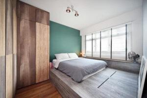 cách trang trí phòng ngủ không có giường (8)