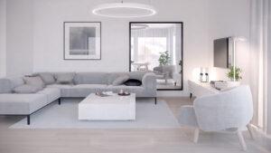 gương treo trong phòng khách (1)