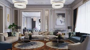 gương treo trong phòng khách (2)