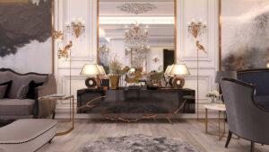 gương treo trong phòng khách (7)
