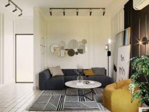 gương treo trong phòng khách đẹp nhất (10)