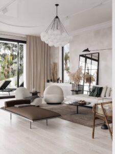 gương treo trong phòng khách đẹp nhất (4)
