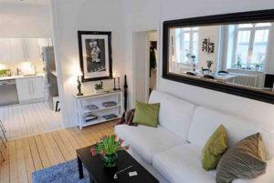 gương treo trong phòng khách đẹp nhất (6)