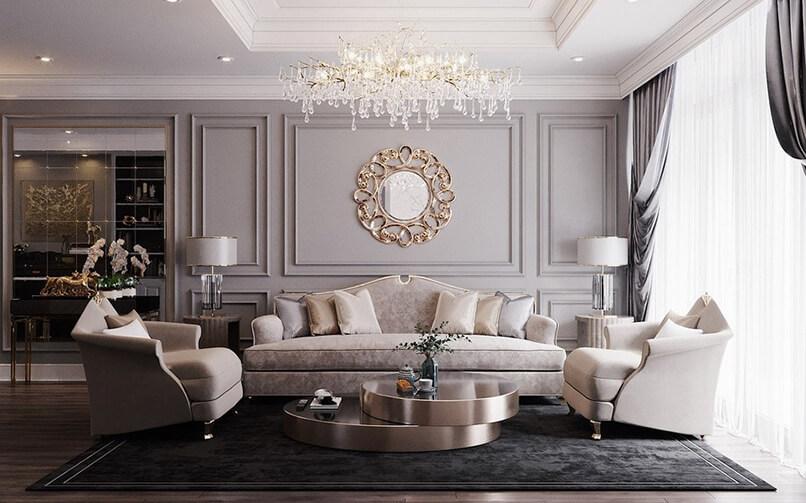 gương treo trong phòng khách đẹp nhất (7)