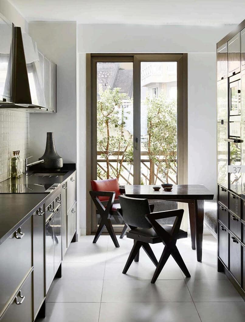 nhà bếp tối giản (4)