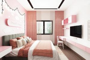 phòng ngủ cho bé gái 15 tuổi (22)