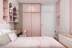 phòng ngủ cho bé gái 15 tuổi (3)