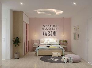 phòng ngủ cho bé gái 15 tuổi (32)