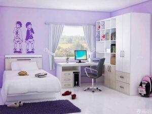phòng ngủ cho bé gái 15 tuổi (34)