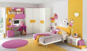 phòng ngủ cho bé gái 15 tuổi (36)