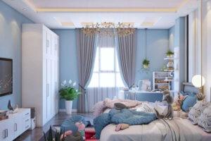 phòng ngủ cho bé gái 15 tuổi (4)