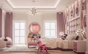 phòng ngủ cho bé gái 15 tuổi (42)