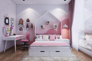 phòng ngủ cho bé gái 15 tuổi (8)
