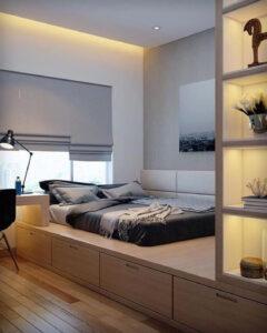 phòng ngủ không giường (2)